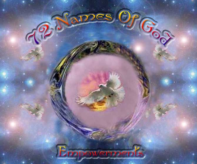 72 Names Of God Empowerments