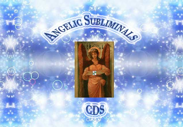 Angelic Subliminals Cds