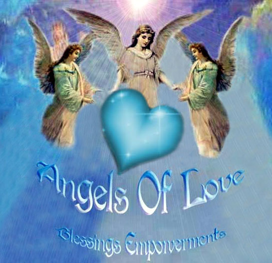 Angels Of Love Blessing  Empowerments