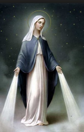 Blessed Mother Mary
