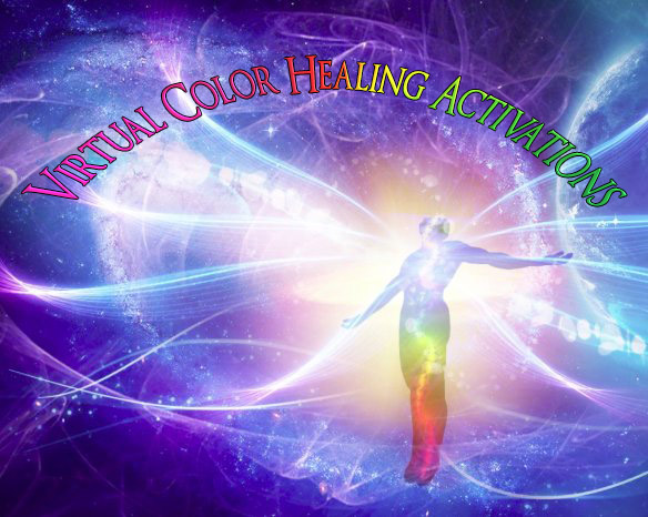 Virtual Color Healing Activations Workshop