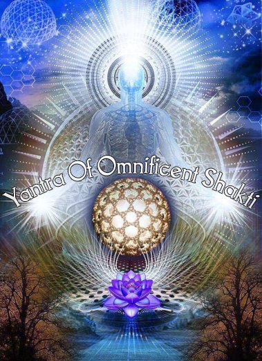 Yantra Of Omnificent Shakti